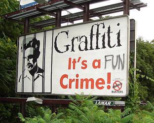 Fun Graffiti by umop3pisdn