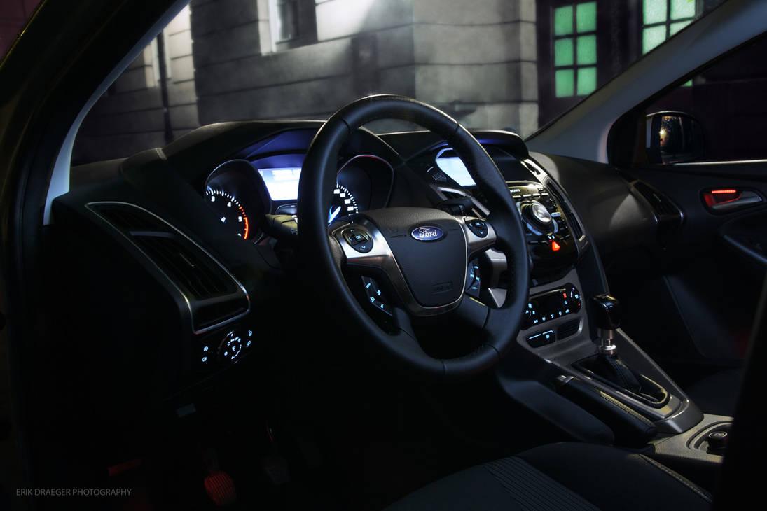 Ford Focus 2012 Interior By Dayarito On Deviantart
