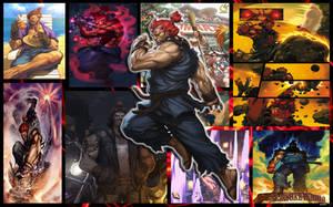 Akuma, the original badass by AkatsukiAkuma53421