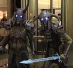 Draugrs (Skyrim DragonCon 2013)