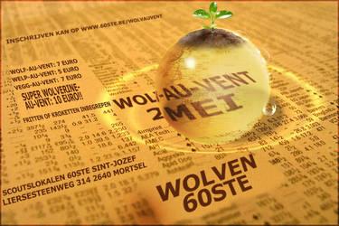Wolv-au-vent invitation