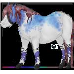 Very Hairy Pony by Crystal852