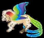 Commission   Design for SagaWolf