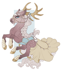 Design Commission | Gilded by queerly