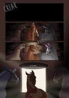 ARCANA   PROLOGUE PG 1 by queerly