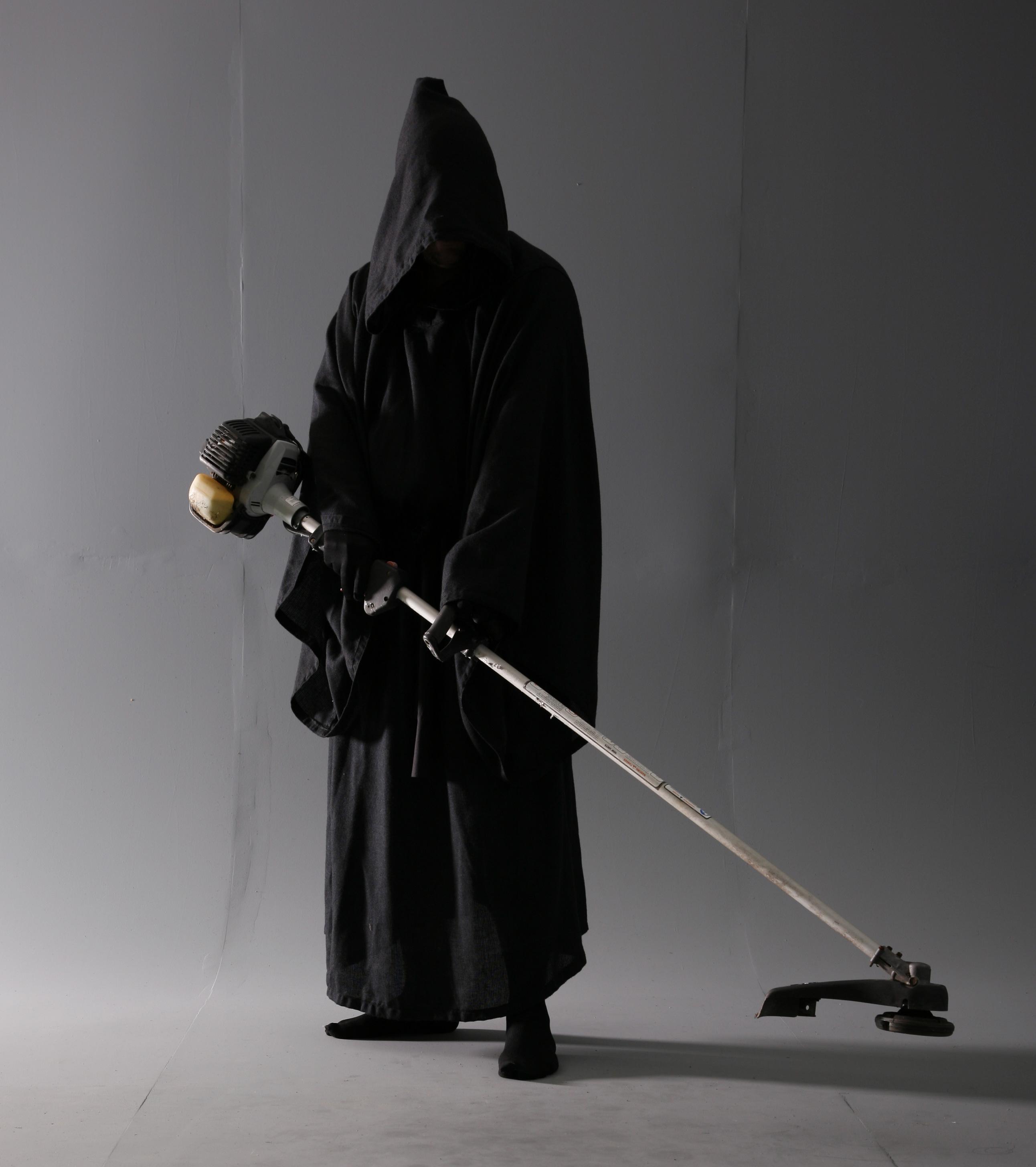 The Grim Weedwhacker - 8