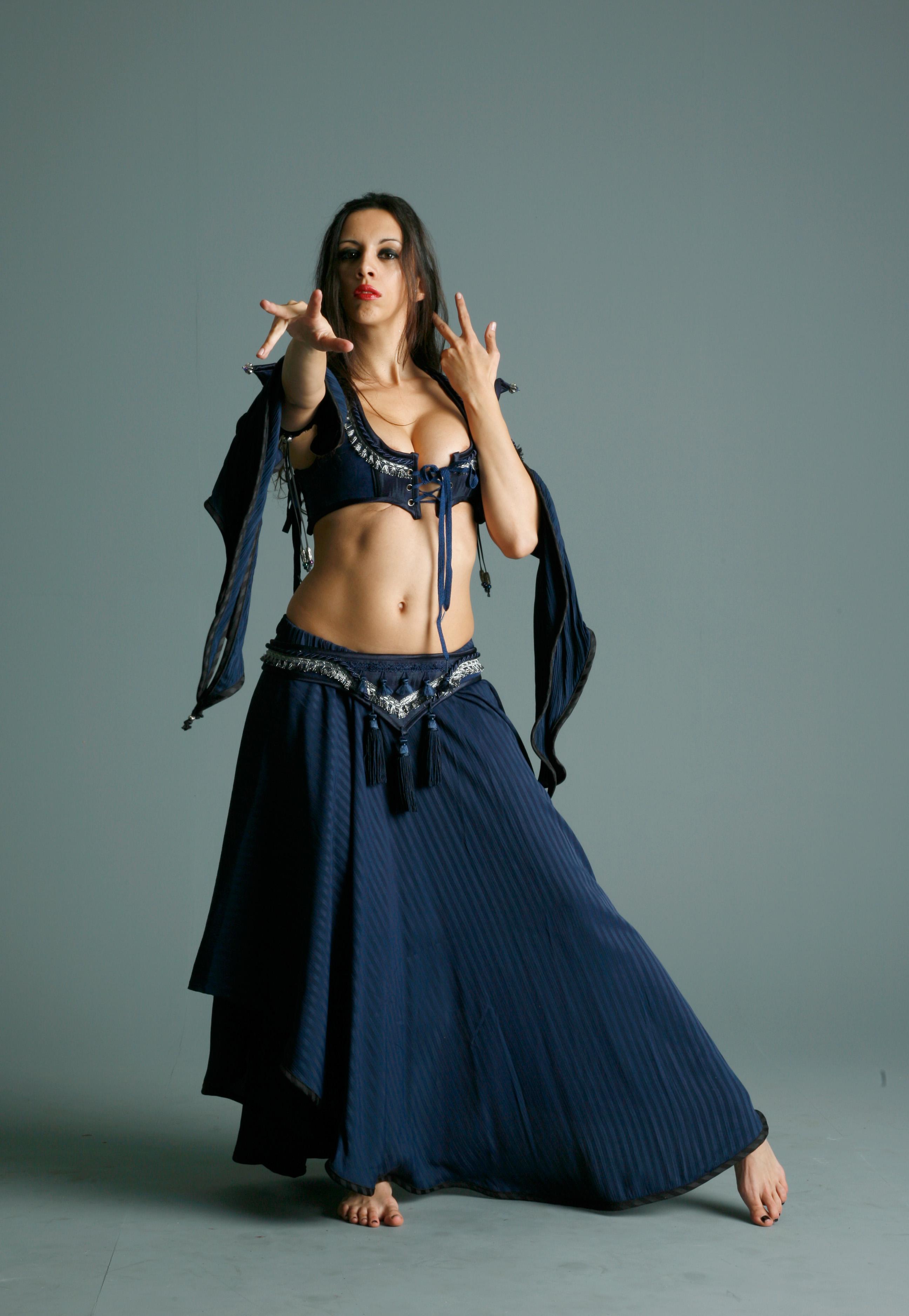 Desert Dancer - 9 by mjranum-stock