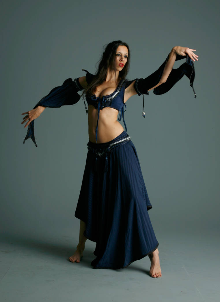 Desert Dancer - 13 by mjranum-stock