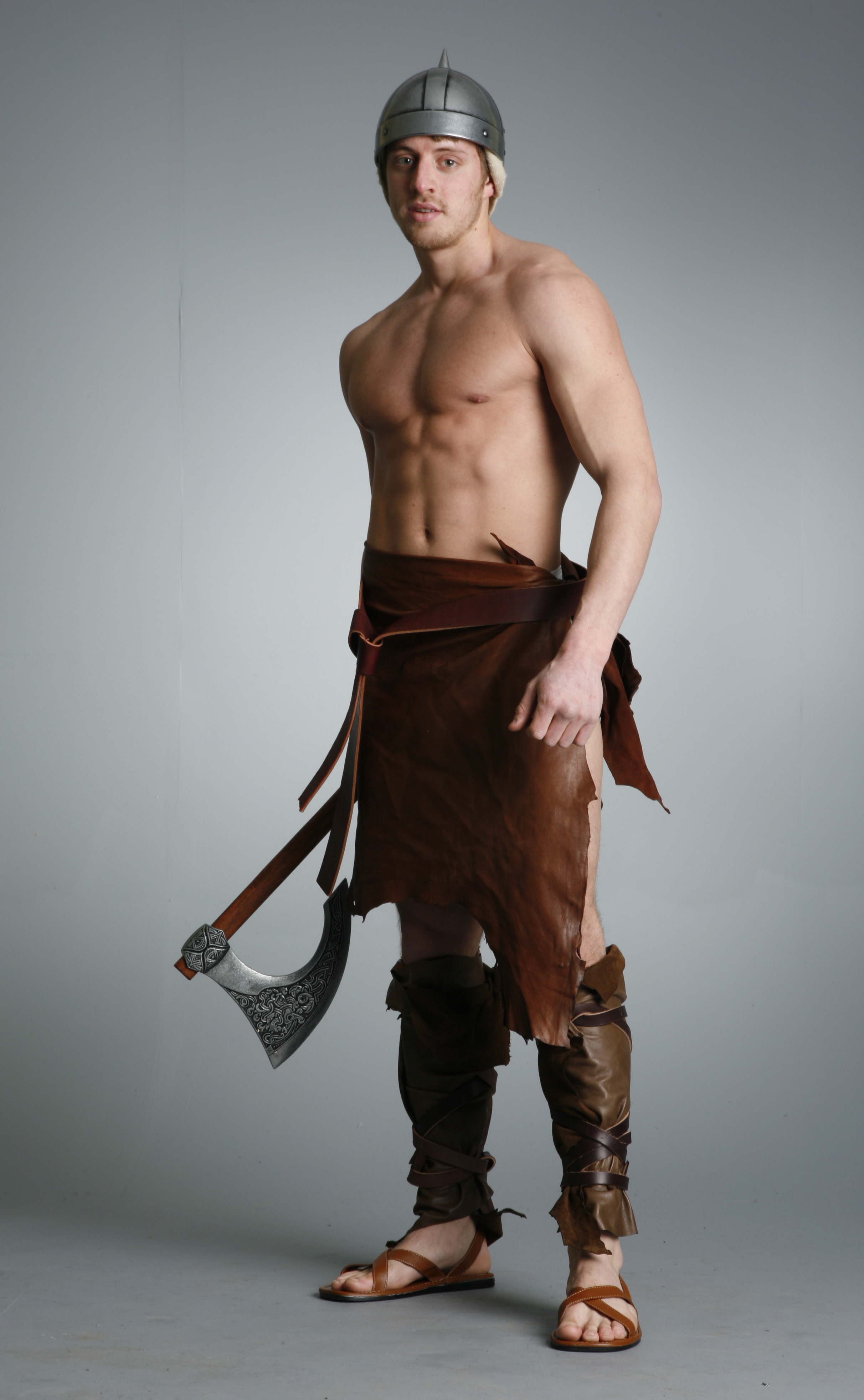 Barbarian Warrior J - 1
