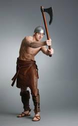 Barbarian Warrior J - 4