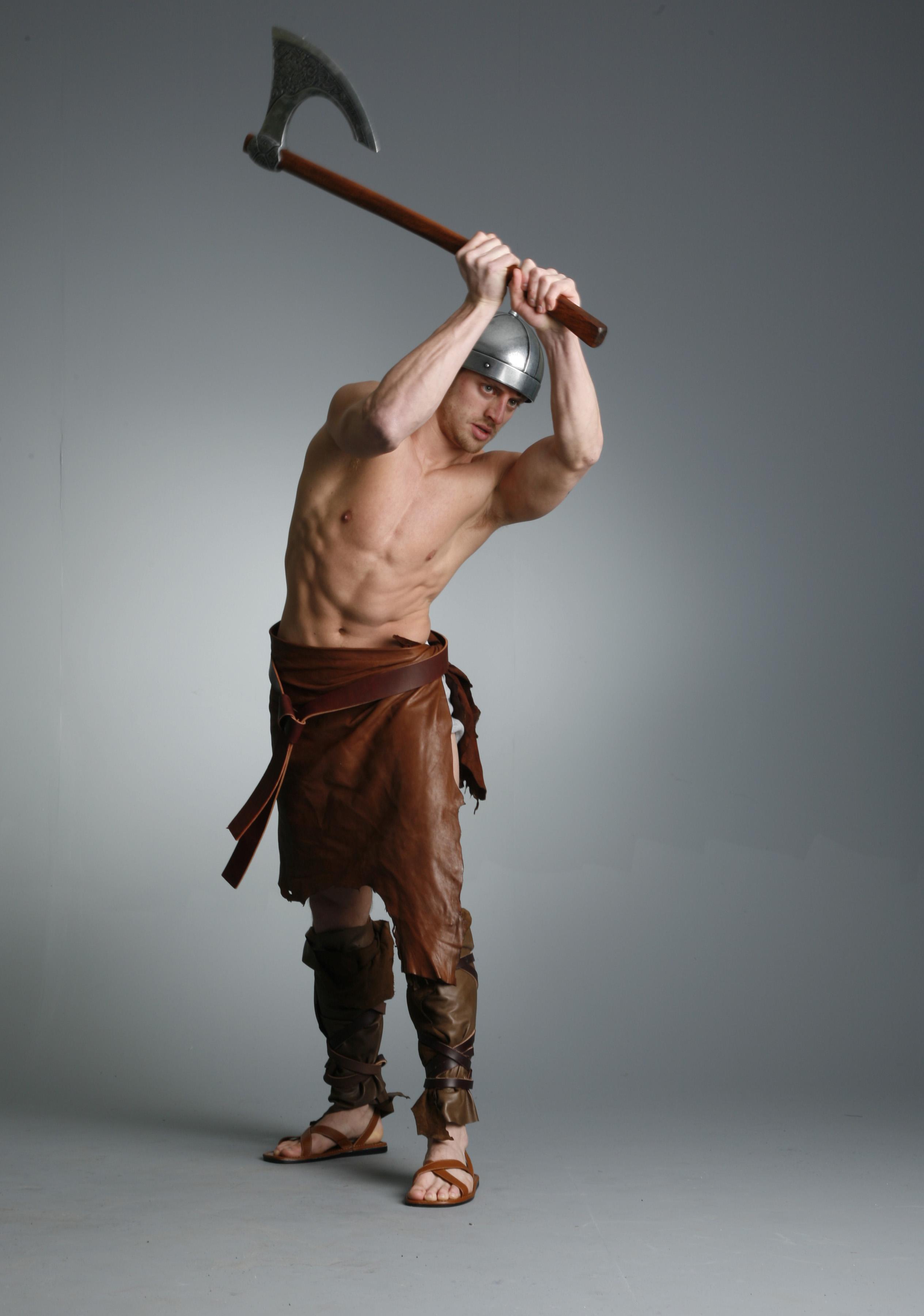 Barbarian Warrior J - 5