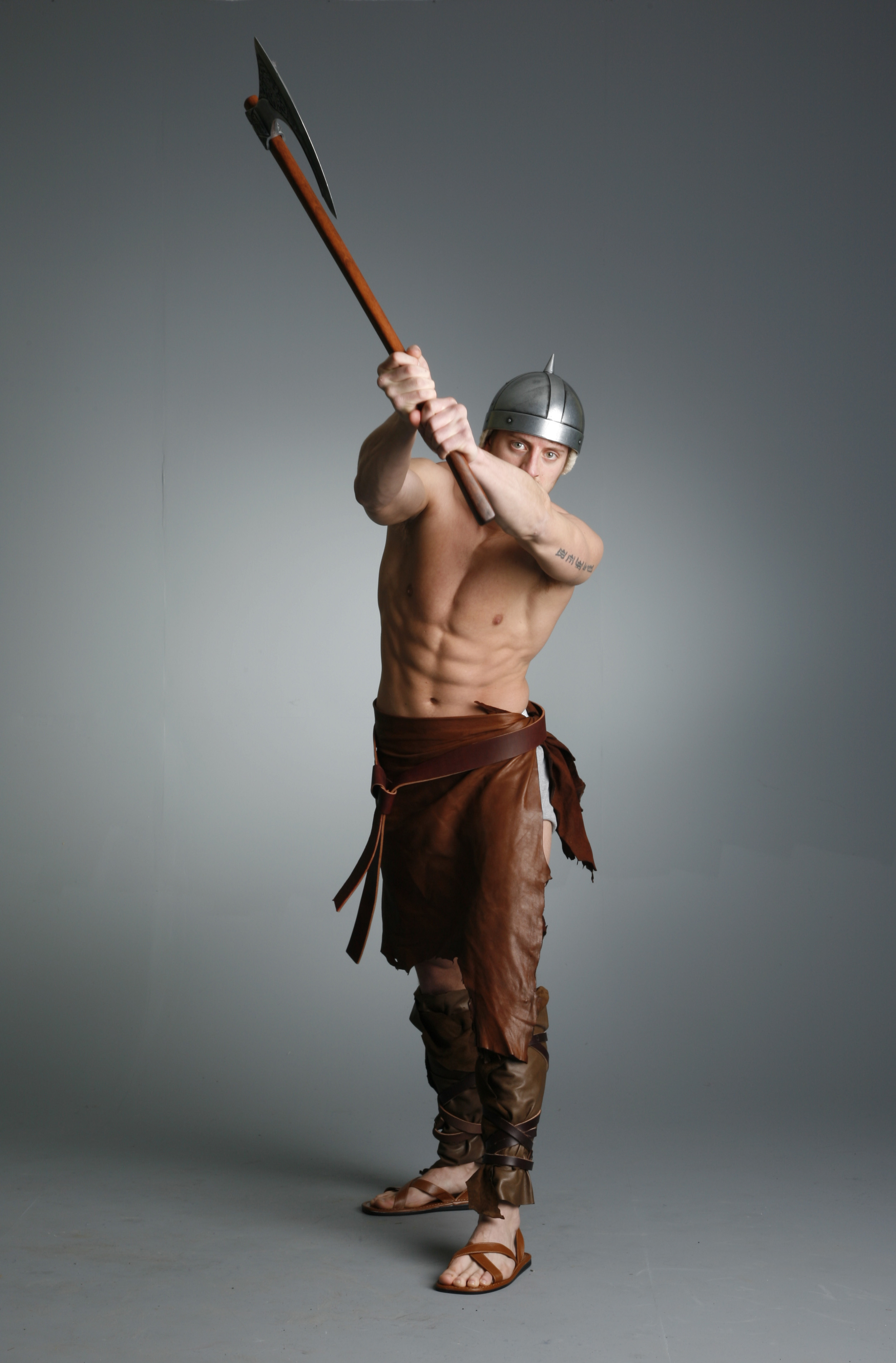Barbarian Warrior J - 10