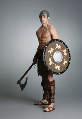 Barbarian Warrior J - 12
