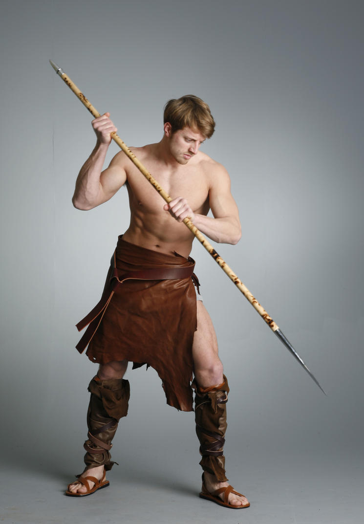 Barbarian she male adult toons