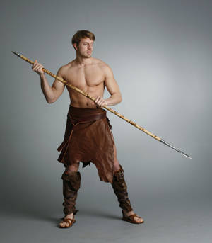 Barbarian Warrior - 20