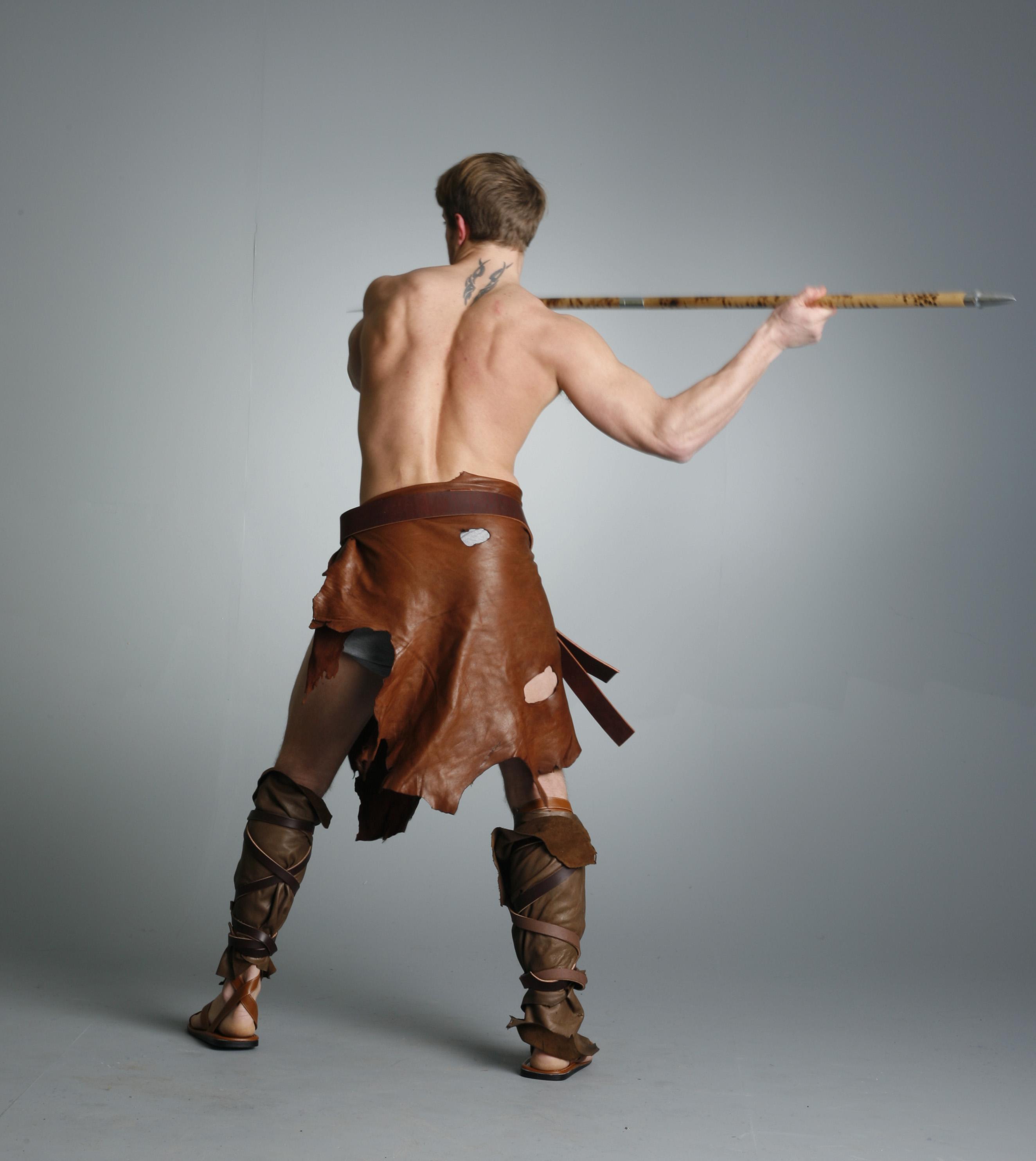 Barbarian Warrior - 25