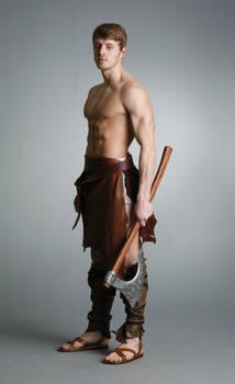 Barbarian Warrior - 30