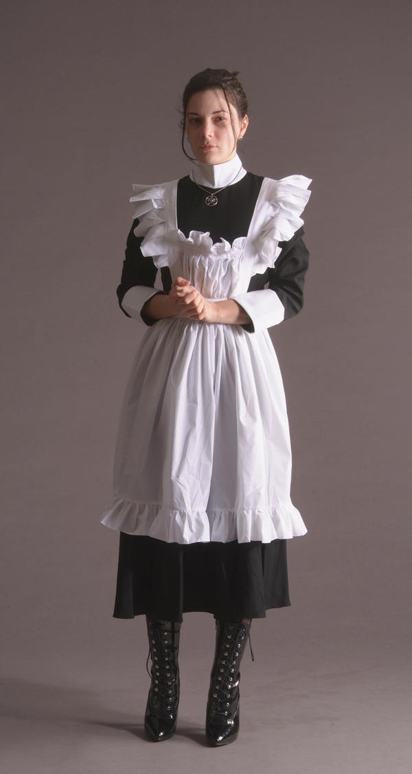 Evil Maid - 1 by mjranum-stock