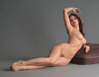 Art Nudes - C 8 by mjranum-stock