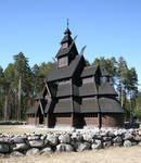 Wooden Church - 1
