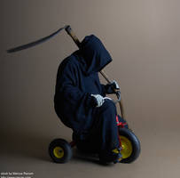 Death Rides a Pale Trike