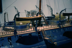 Wooden Ships - steampunk 2 by mjranum-stock