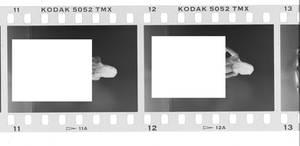 Kodak TMAX 35mm Frame set by mjranum-stock