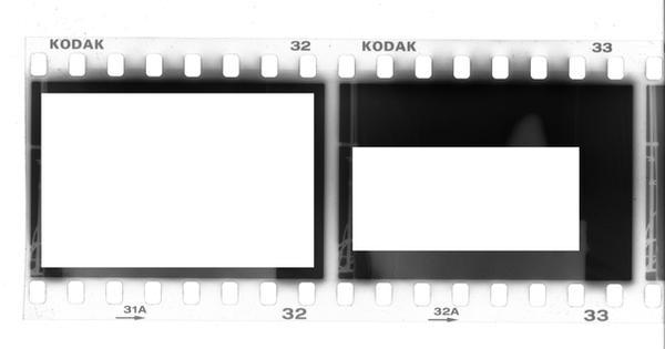 Kodak Hie 35mm Frame set by mjranum-stock