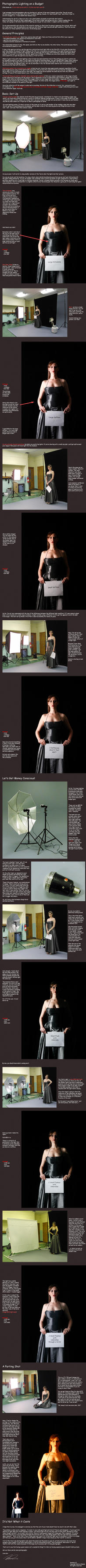 Photographic Lighting by mjranum-stock