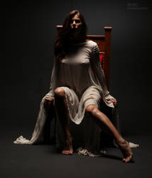 The Chair - A - 5 by mjranum-stock