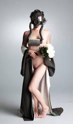 Miss Cold War Hottie by mjranum-stock