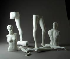 Mannequin Parts