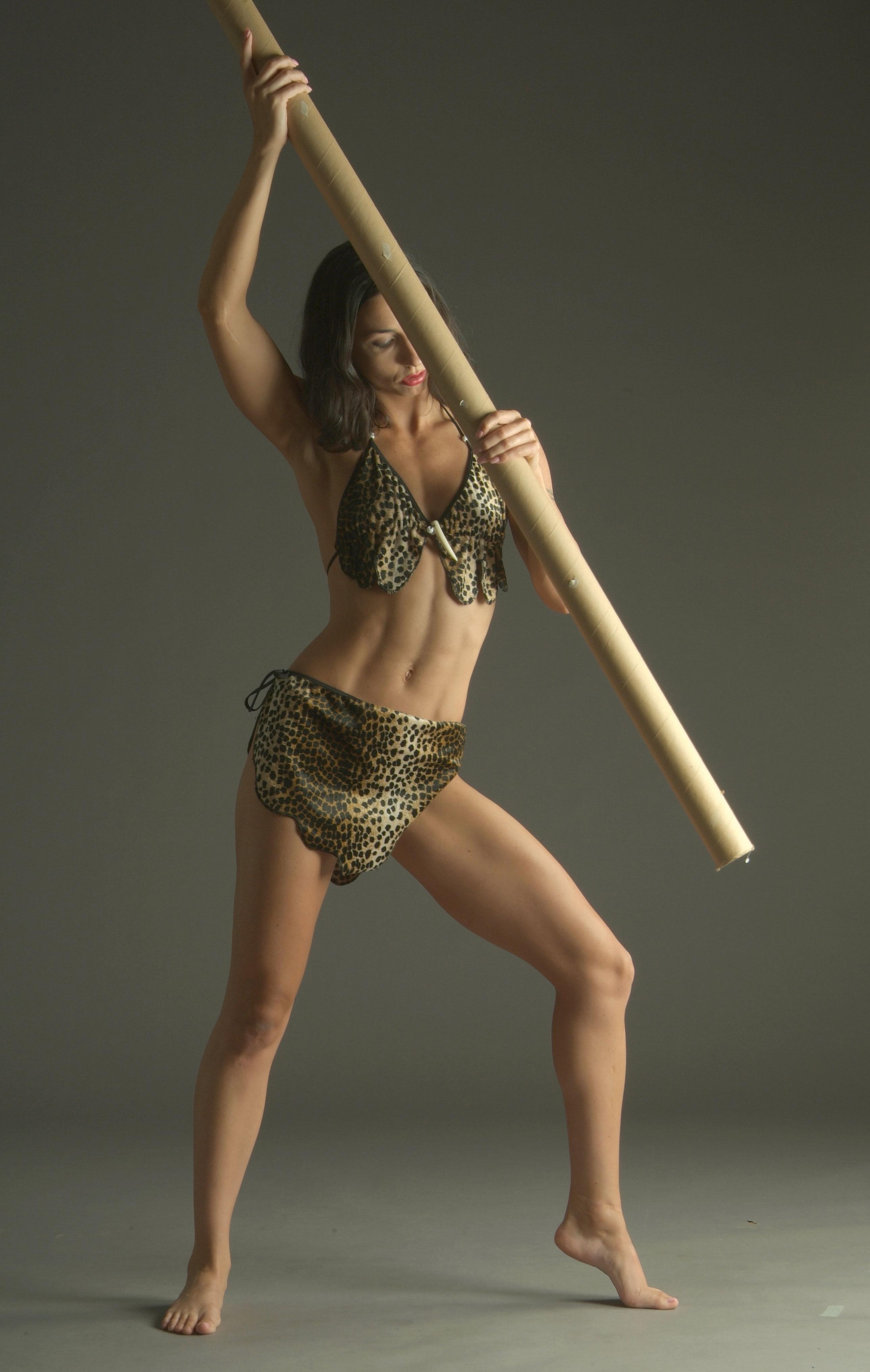 Jungle Huntress -1