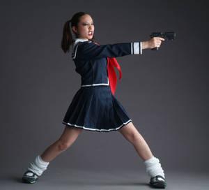 Gunslinger School Girl