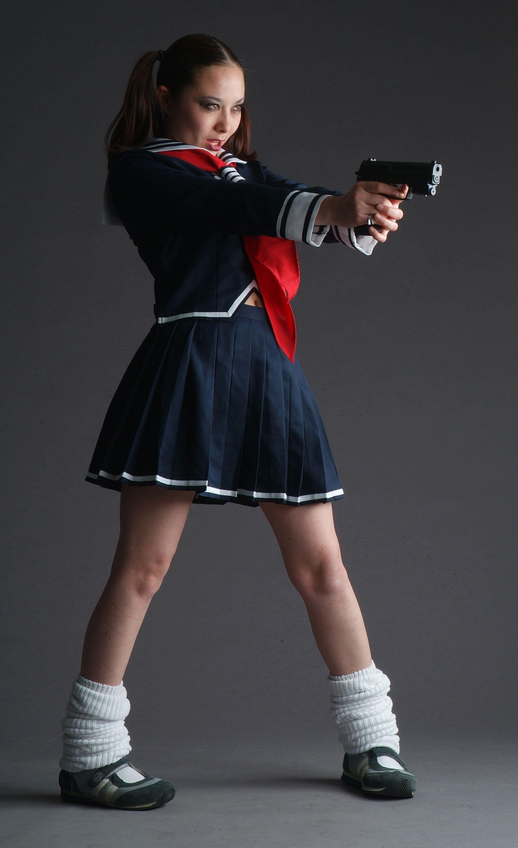 Gunslinger School Girl - 2