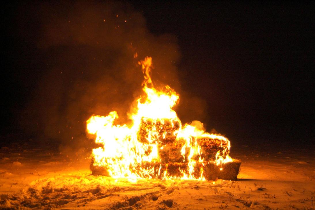 Fire by mjranum-stock