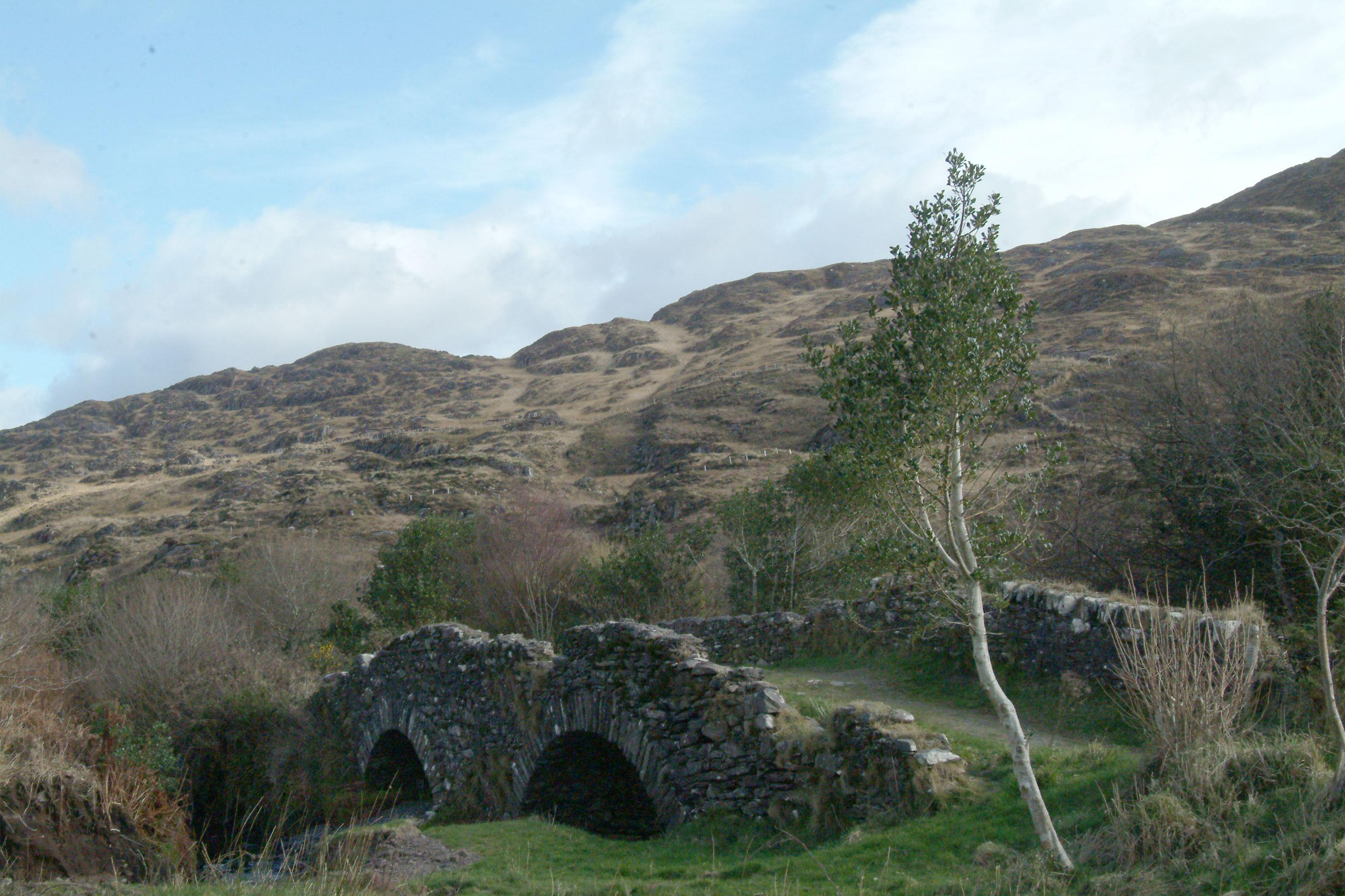 Iron Age Bridge By Mjranum-stock On DeviantArt