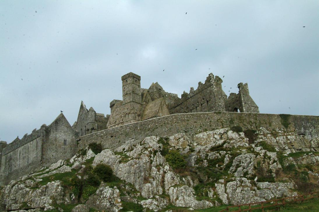 Cashel Castle Ireland by mjranum-stock