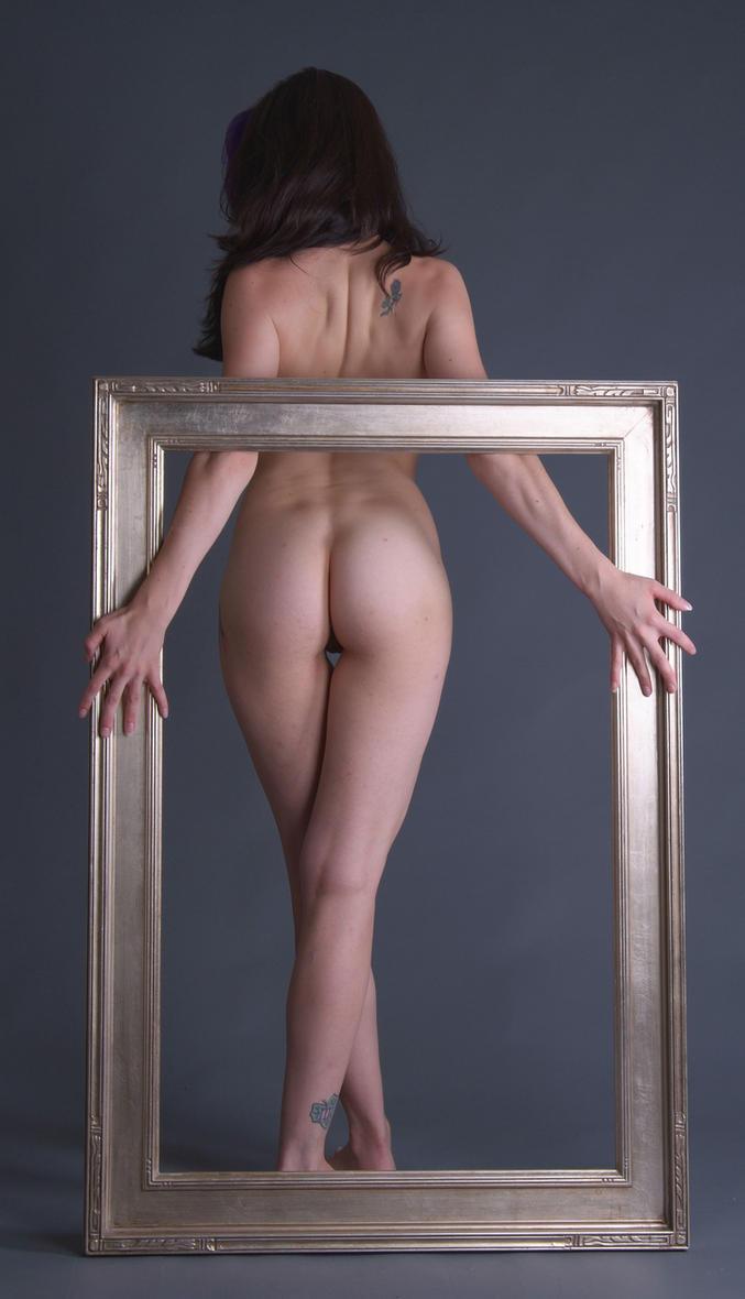 Framed - 1 by mjranum-stock