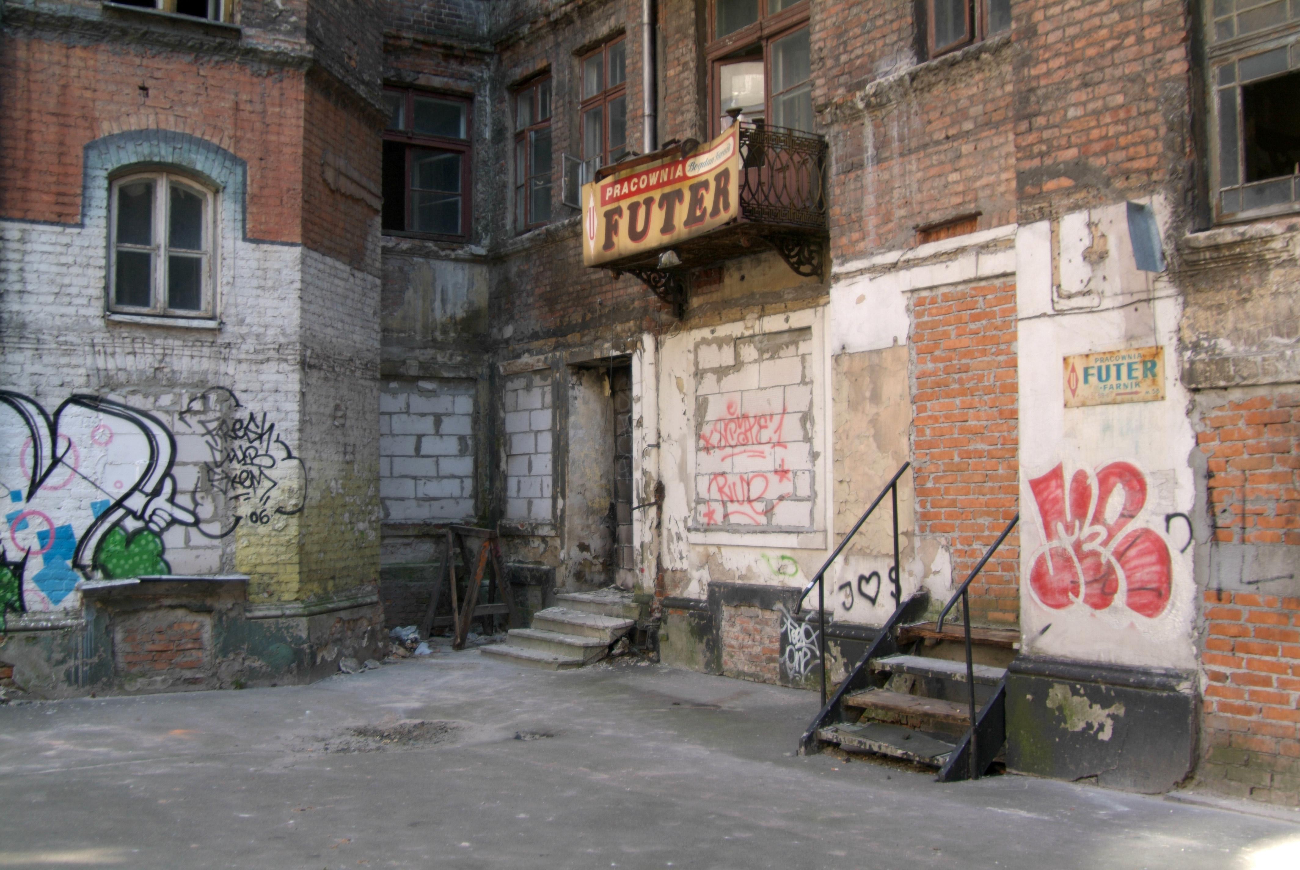 Street Ruins - 1