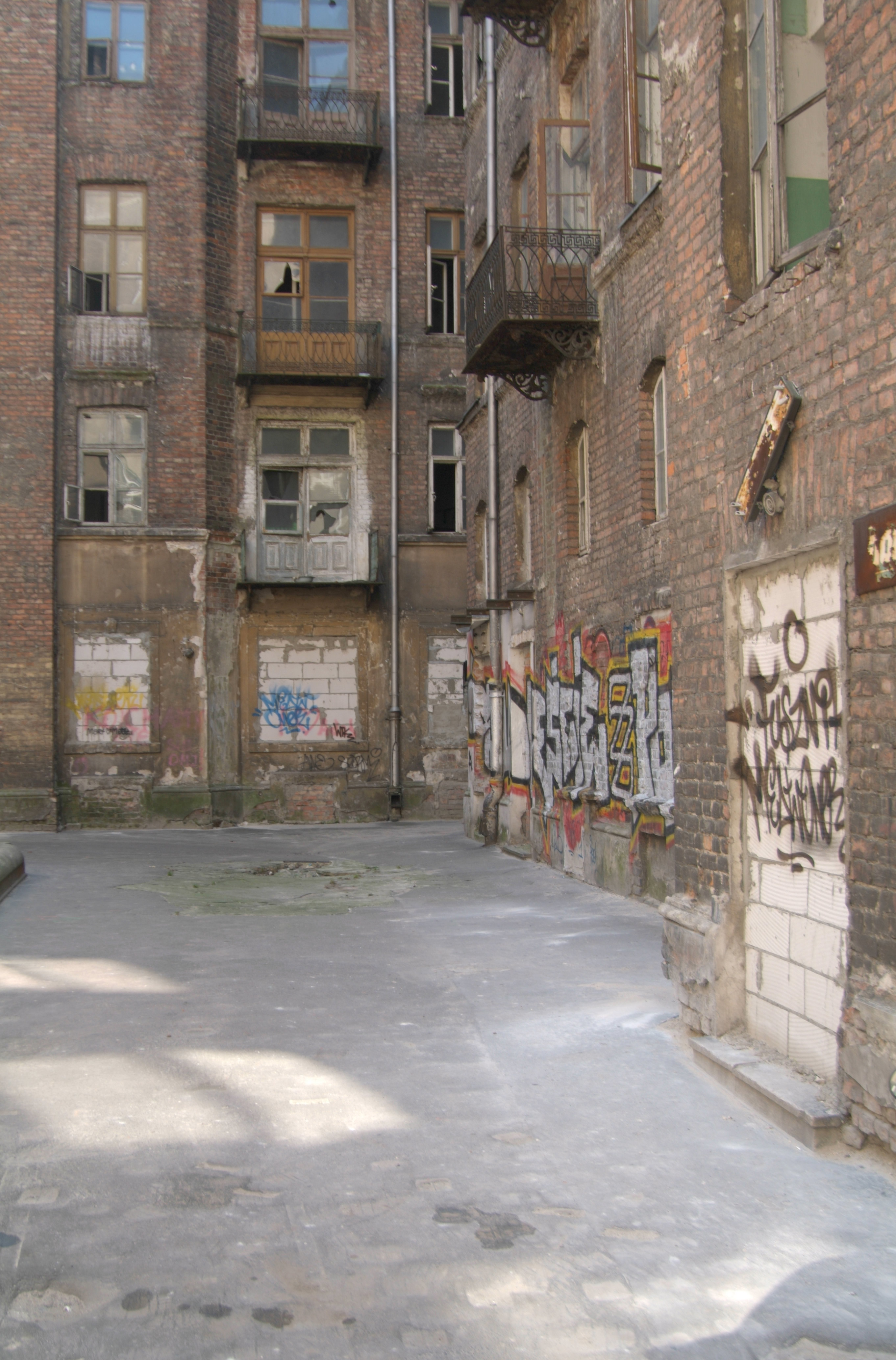 Street Ruins - 2