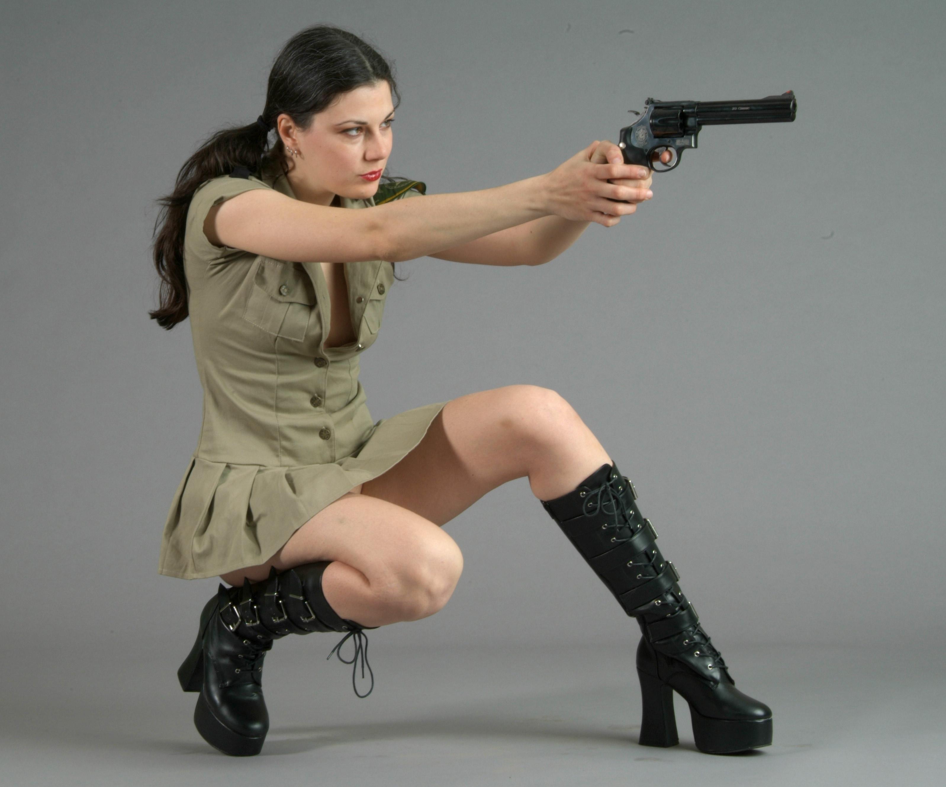 Stevens woman poses combat fucking porn