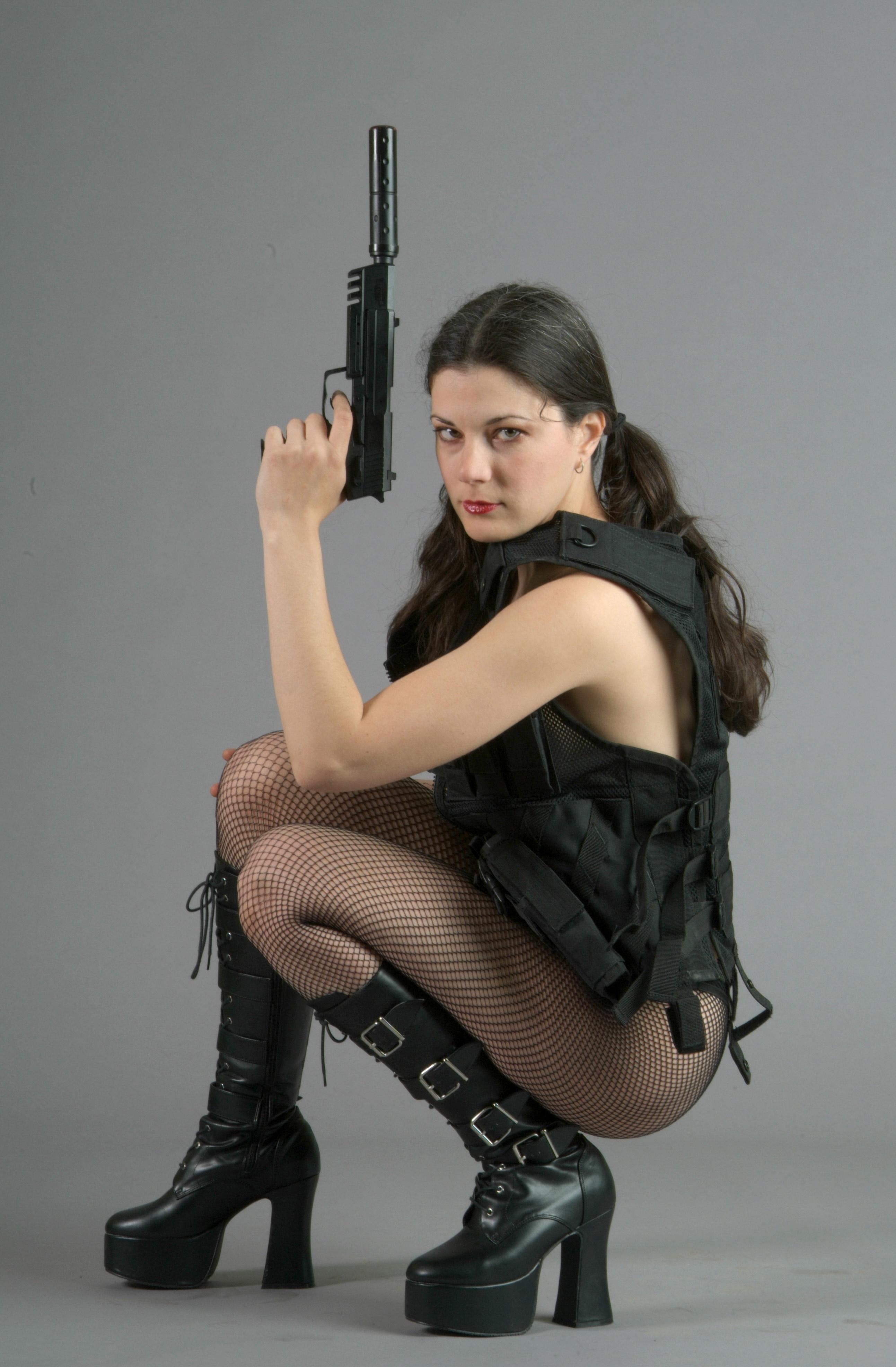 Agent Hott - 1