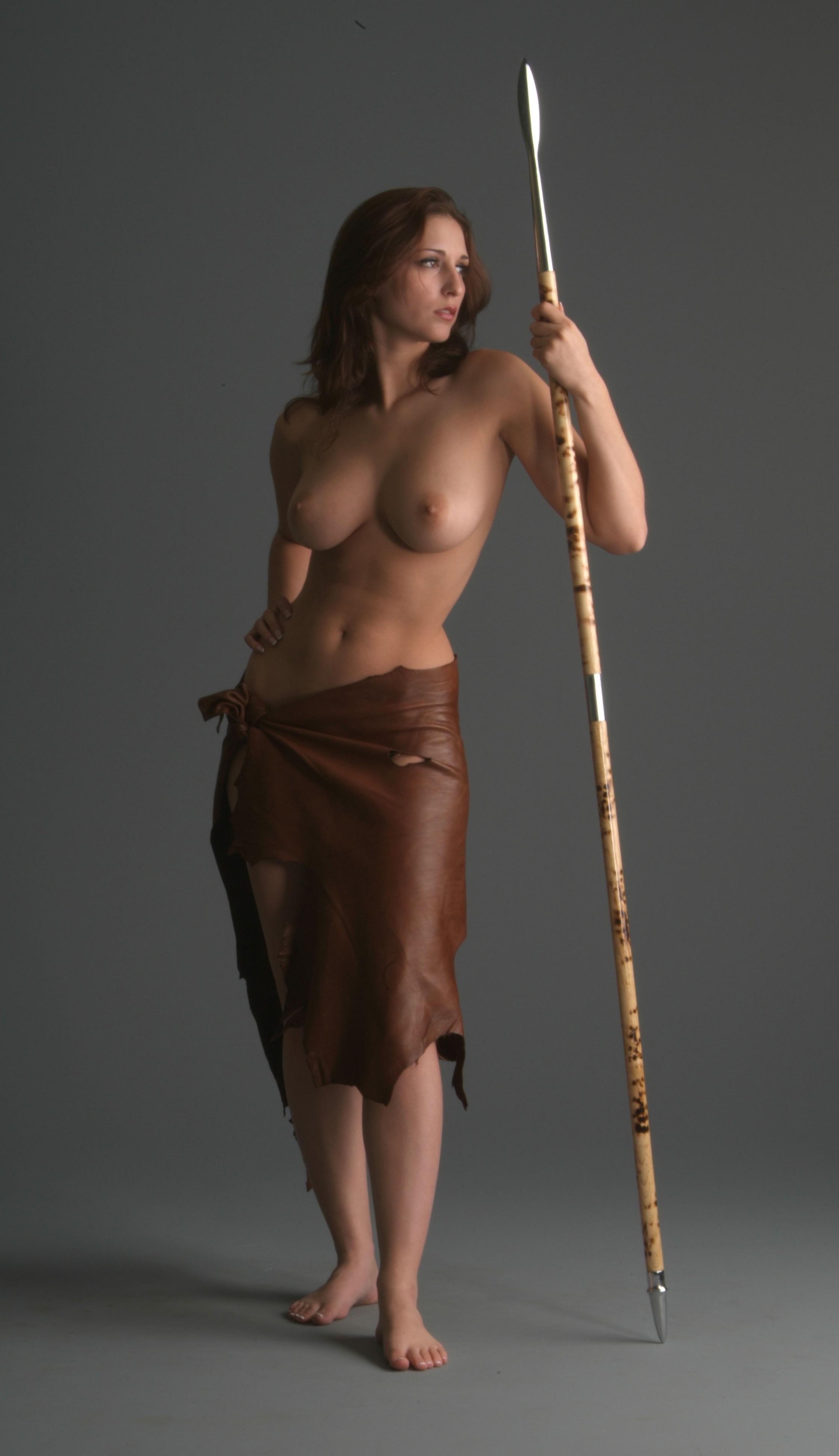 Nake female warriors video erotic films