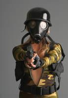 Future War - 2 by mjranum-stock