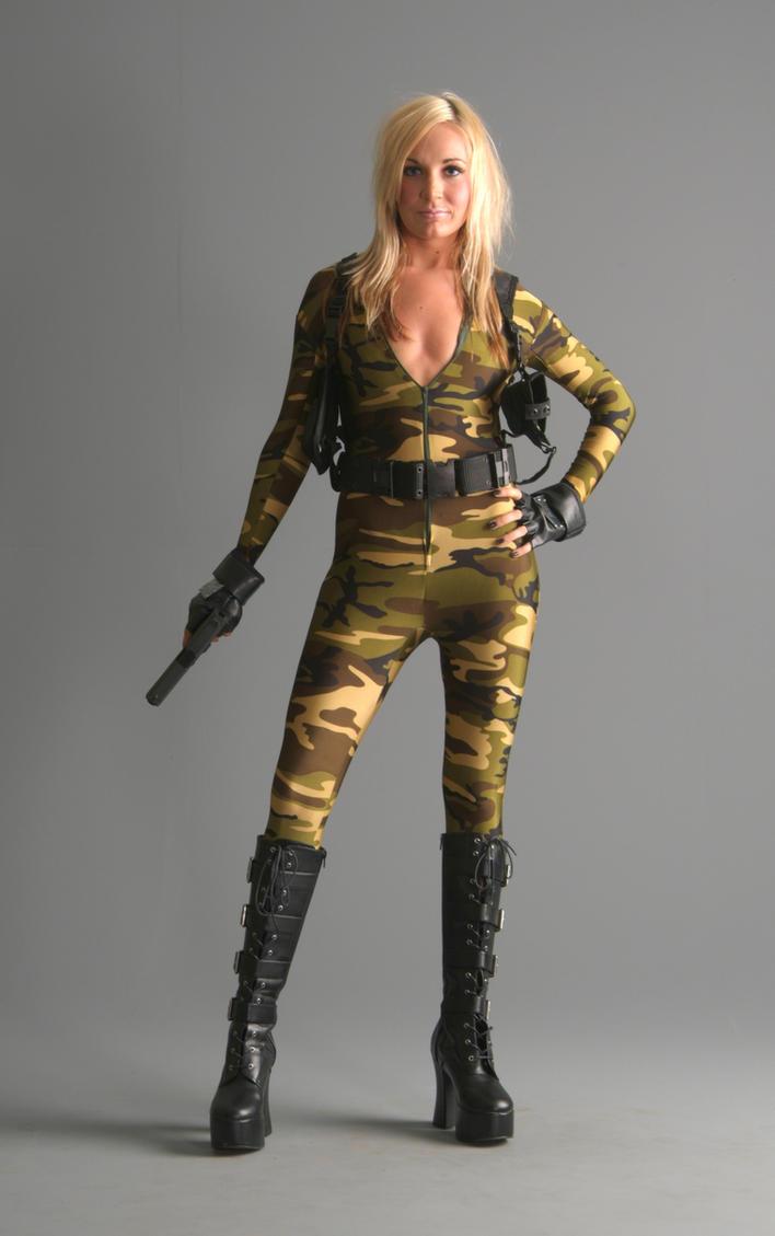 Future War - 7 by mjranum-stock