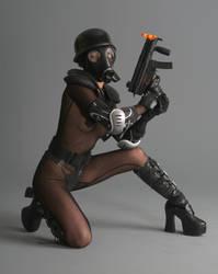 Future War - 27 by mjranum-stock