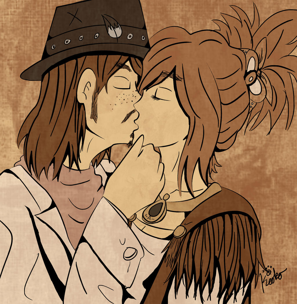 Jack and Missy by keokotheshadowfang
