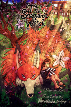 The Shamanic Witch: Tome 1 Cover