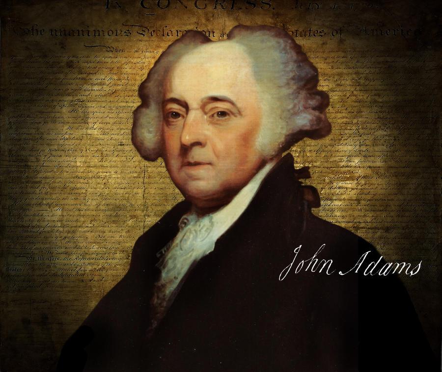 John Adams by starwarsisme